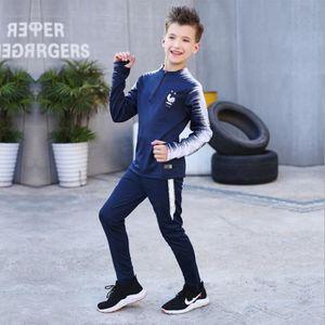 MAILLOT DE FOOTBALL Enfant Maillot de l'équipe de France Maillot de fo
