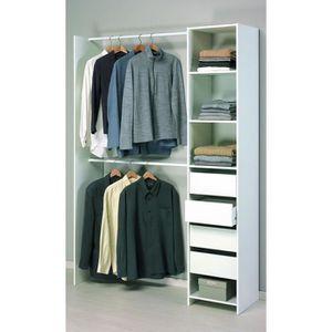 placard chambre achat vente pas cher. Black Bedroom Furniture Sets. Home Design Ideas