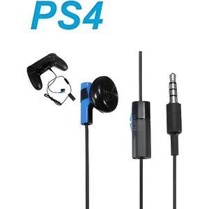 CASQUE AVEC MICROPHONE Casque Micro PS4 Officiel Sony Filaire - Accessoir