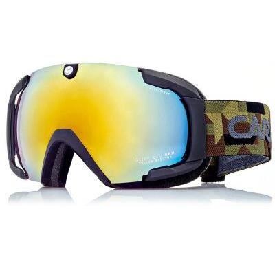 Masque de Ski Carrera CLIFF EVO SPH Black Matte Camo - Prix pas cher ... 05275d36ca24