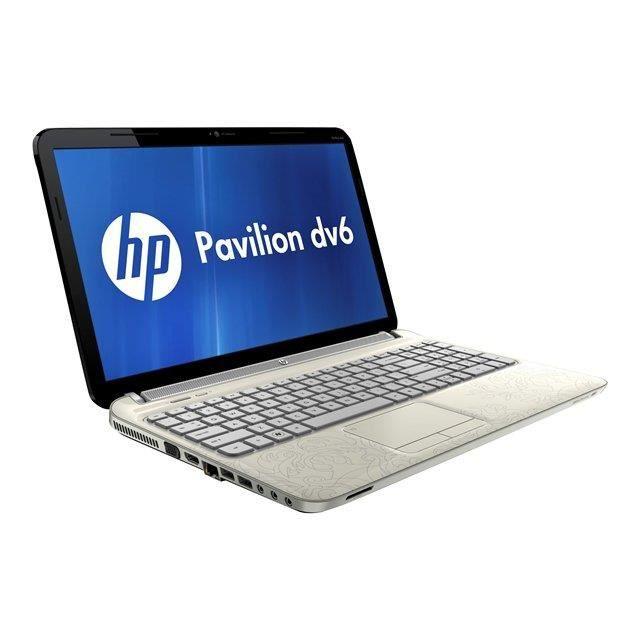 Batterie pour HP PAVILION DV6-6B41SF A6P76EA - Prix pas cher ...