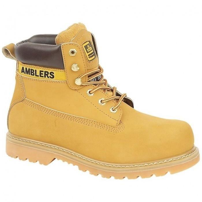 Amblers Steel FS7 - Chaussures montantes de sécurité - Homme