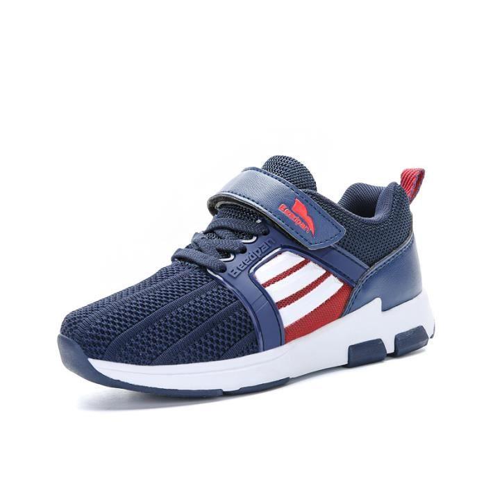 Garçons mode chaussures de sport occasionnels chaussures de course B8fDg