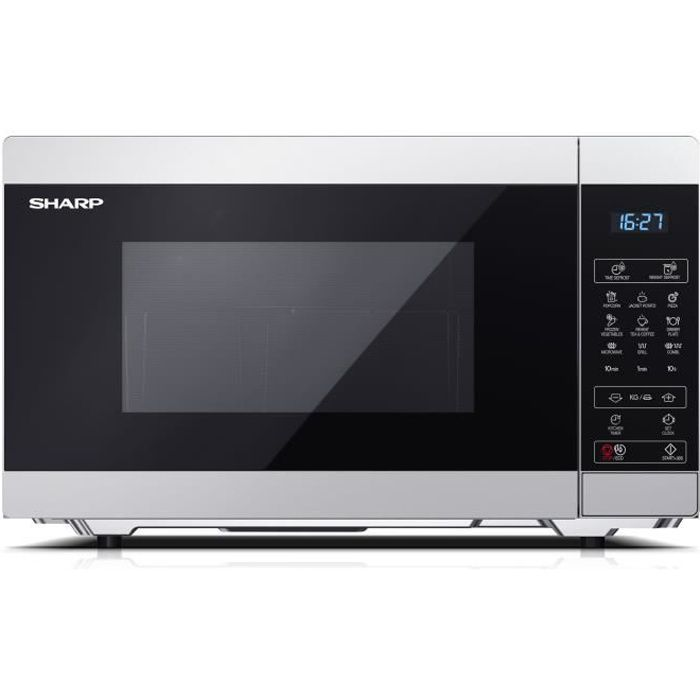 MICRO-ONDES SHARP YC-MG51ES - Four micro-ondes Grill - 25l - P