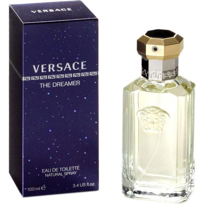 Versace The Dreamer 100ml Eau De Toilette Homme Vaporisateur Achat