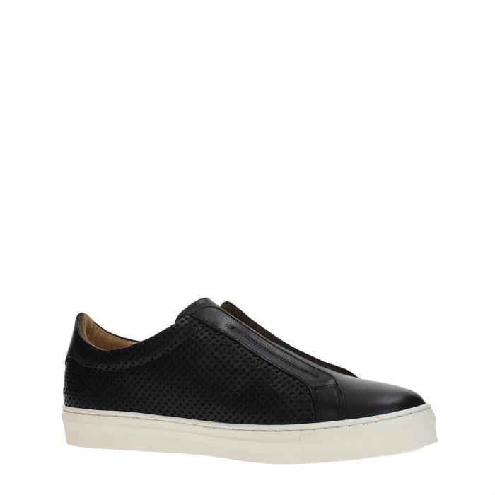 Soldini Sneakers Homme BLACK, 41