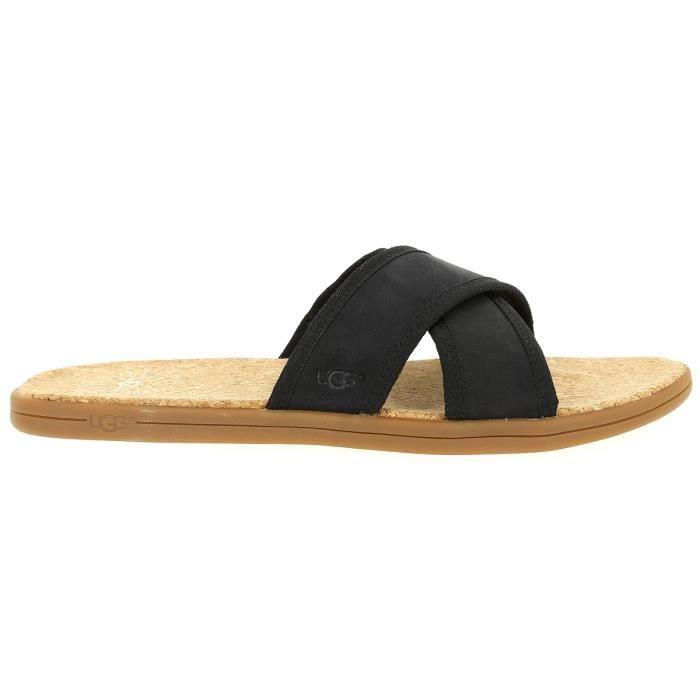 Sandales et nu-pieds - UGG SEASIDE 42 Noir 5jZUf6