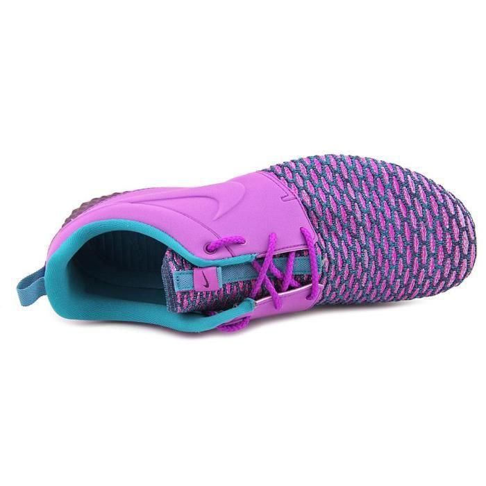 Nike Roshe NM FlyKnit Prm Femmes Toile Baskets