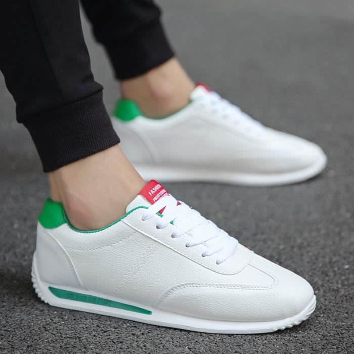 Basket Mode Hommes Forrest Sa Chaussures Chaussures Casual Chaussures de course