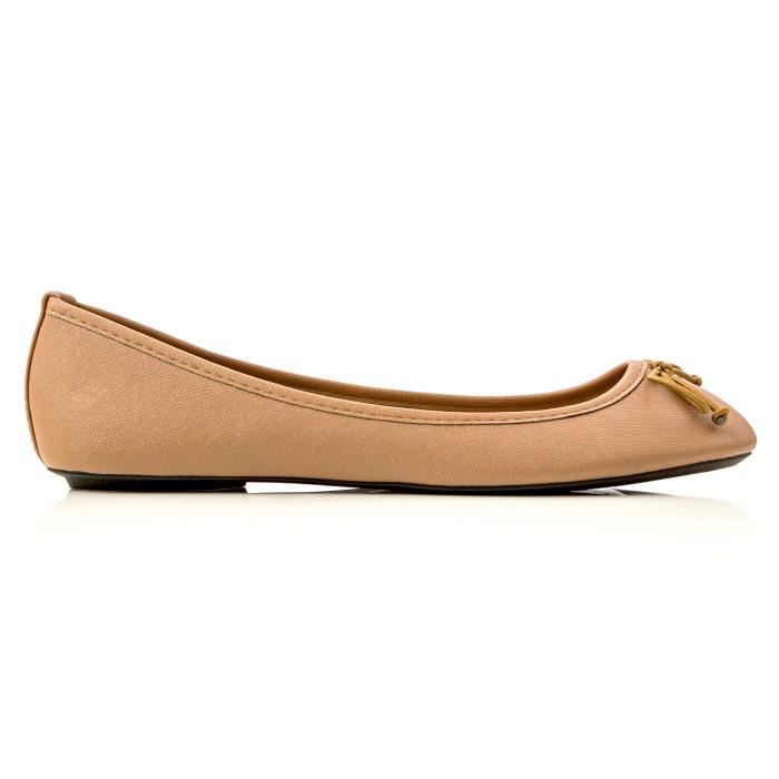Femmes Chaussures Classic Slip On Comfy Ballerines P9EUD Taille-39 fqf77WXZPh