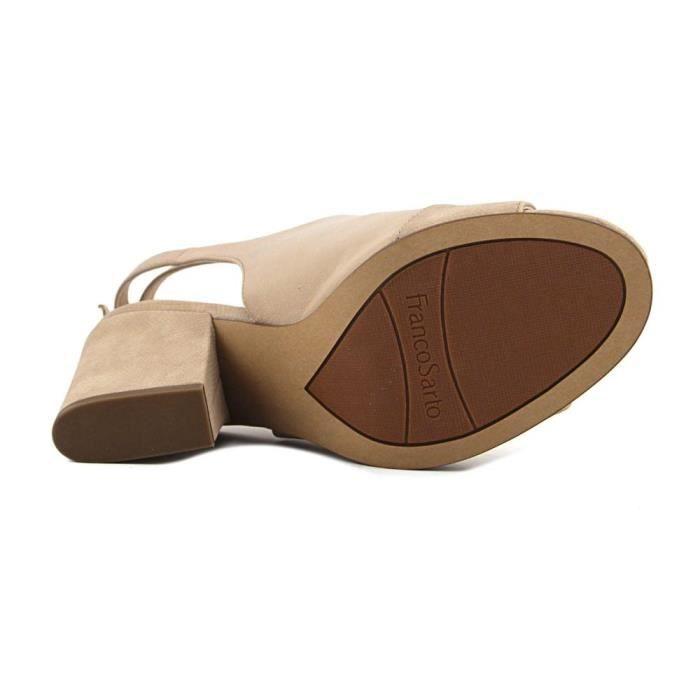 Franco Sarto Franchesca Femmes US 10 Beige Sandales