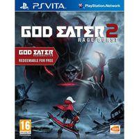 JEU PS VITA God Eater 2 : Rage Burst Jeu Ps Vita