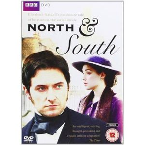 DVD FILM North And South - Import Zone 2 UK (anglais unique
