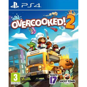 JEU PS4 Overcooked 2 Jeu PS4