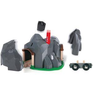 BRIO Tunnel Dynamite en bois