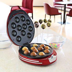 PACK FAIT MAISON Appareil à Gâteau Pop Electrique Trou de Donut Gât