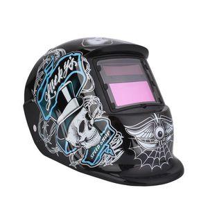 MASQUE DE SOUDURE Masque de soudure d'assombrissement automatique