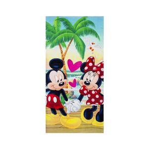 SERVIETTE DE PLAGE Serviette de plage/bain Disney  coton 70x140cm - M