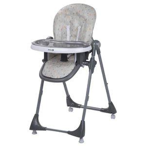 CHAISE HAUTE  Safety 1st Kiwi Chaise Haute Reglable, de 6 mois à