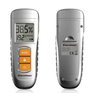 Capteur d'humidité EXCELVAN AOK-6036 Humidimètre Digitale du Bois Tes