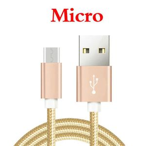 CÂBLE TÉLÉPHONE Câble Micro USB [2m] - Cable pour Asus Zenfone 3 L