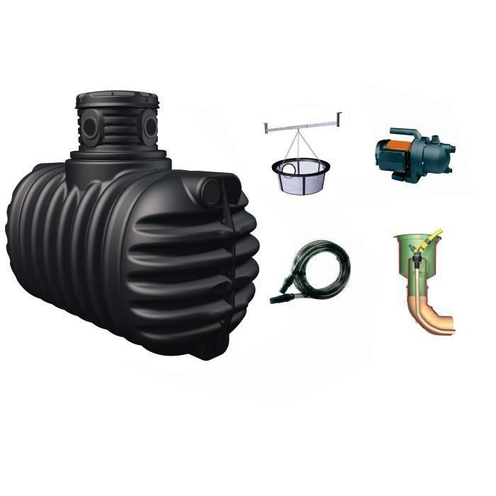 cuve r 195 169 cup 195 169 ration eau de pluie enterr 195 169 e 3500l