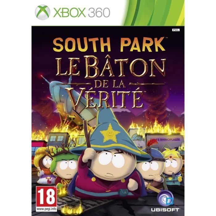 JEUX XBOX 360 South Park: Le bâton de vérité Jeu Xbox 360