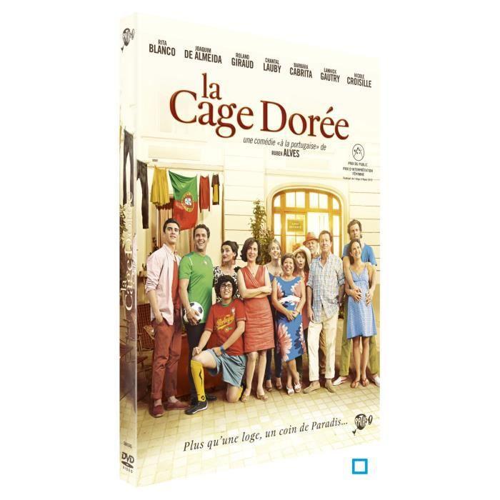 DVD FILM DVD La cage dorée