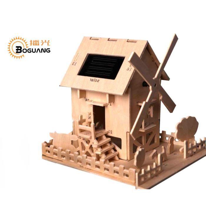 solar bricolage en bois blocs de construction ornements jouets 233 ducatifs science mod 232 le spirale