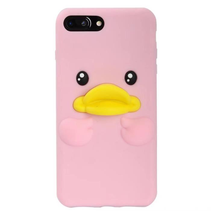 coque iphone 7 plus canard