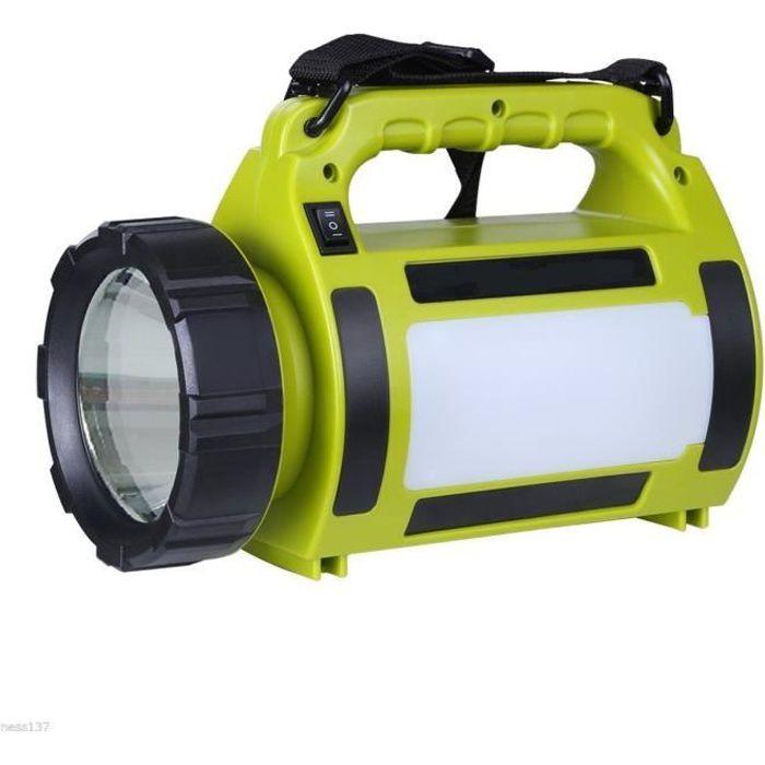 En Lampe 4 Secours T6 1 Rechargeable Torcheamp; Xm L Cree Led De Usb 110220v UVqpSzLGM