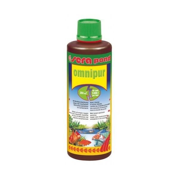 SOIN POUR ANIMAUX Sera pond omnipur S  250ml