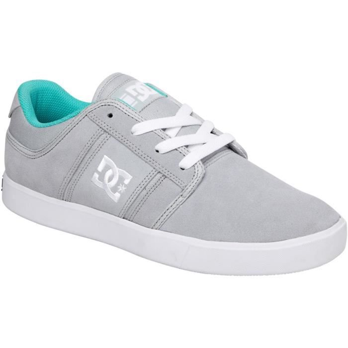 DC SHOES RD GRAND MID DYRDEK Collection Grey Suede