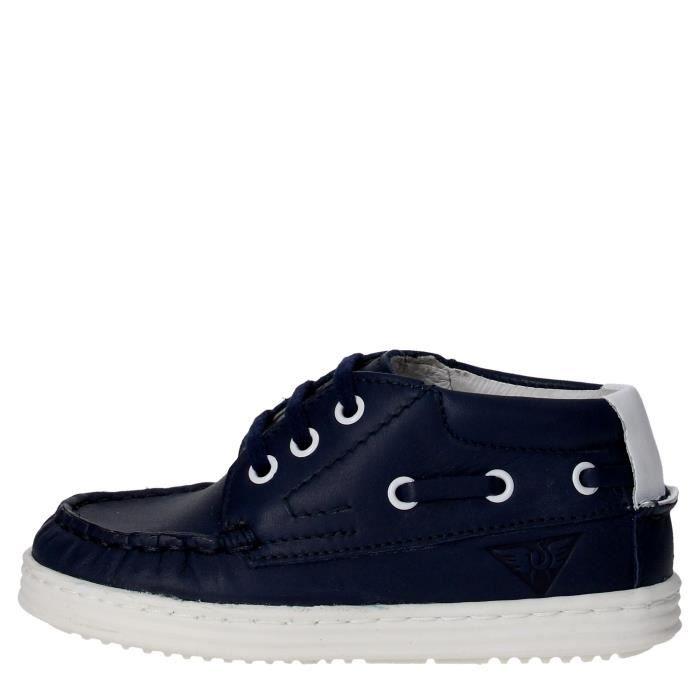 Docksteps Chaussures À Lacets Garçon Bleu, 24