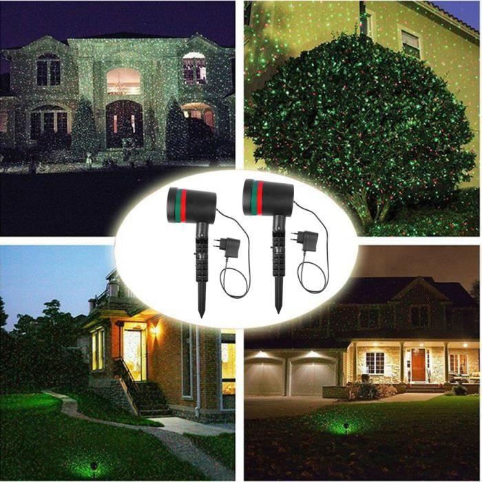 projecteur laser pour jardin et exterieur achat vente pas cher On projecteur laser pour exterieur