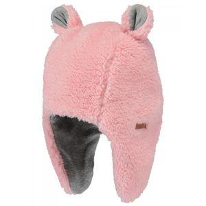 d4fb0ba777e ... BONNET - CAGOULE Bonnet en polaire rose du 12 au 18 mois bébé fille ...