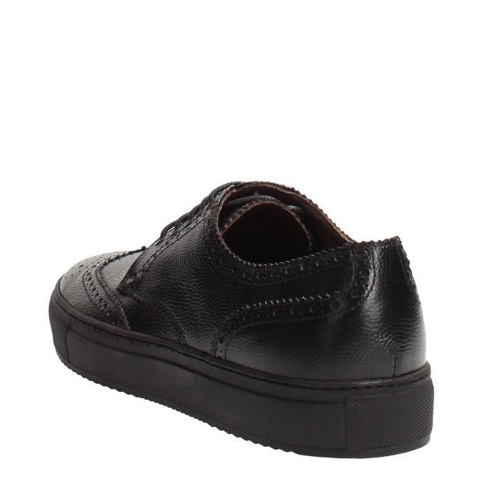 44 Noir Fabiano Ricci Homme Sneakers wqpBP6Y