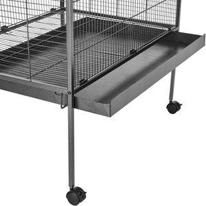 cage pour canaris achat vente cage pour canaris pas cher soldes d s le 10 janvier cdiscount. Black Bedroom Furniture Sets. Home Design Ideas
