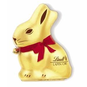 LIVRE FROMAGE DESSERT Lapin Or Lindt