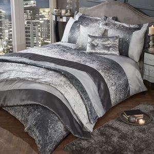 PARURE DE DRAP Tony's Textiles - Parure de lit matelassée à paill
