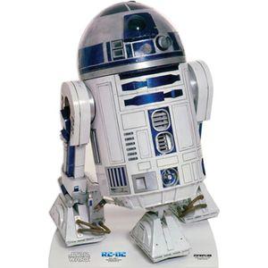 FIGURINE - PERSONNAGE Figurine en carton taille réelle R2D2 Star Wars