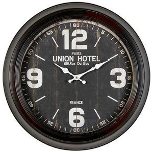 HORLOGE - PENDULE EMOTION Horloge ronde Vintage 47 cm
