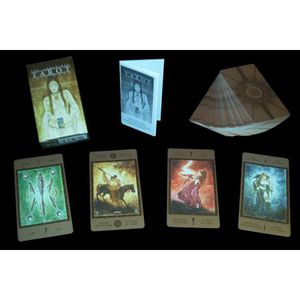 CARTES DE JEU Tarot Le Labyrinthe