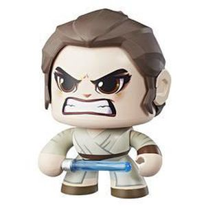 FIGURINE - PERSONNAGE Mighty Muggs - Rey Star Wars - Mini Figurines à co