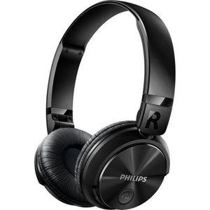 CASQUE - ÉCOUTEURS PHILIPS SHB5600 Casque Bluetooth sans fil