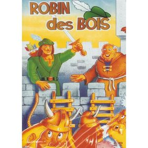 DVD FILM ROBIN DES BOIS - EDIT PRISM VISION - DVD