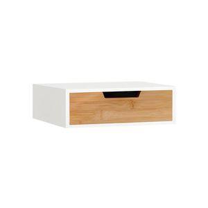 DISTRIBUTEUR CAPSULES SoBuy® FRG179-WN Boîte de rangement à tiroir pour