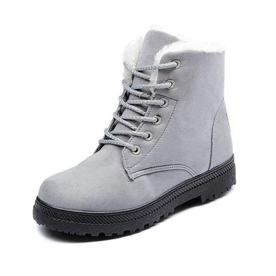 À Pu En Bottines Femme Boots Chaussures Lacets xtrdhsQC