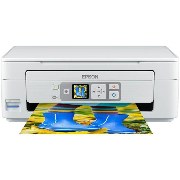 EPSON Imprimante Expression XP-355 - multifonctions - 3 en 1 - jet d'encre - couleur - ultra compact - écran LCD - Wifi