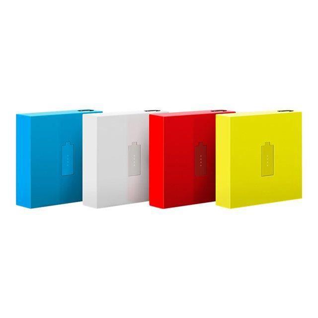 Nokia Batterie Externe - Li-ion 1720 mAh Bleu
